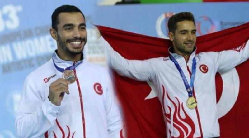 Artistik Cimnastik Avrupa Şampiyonası'nda tarihi başarı: Altın Adamlar