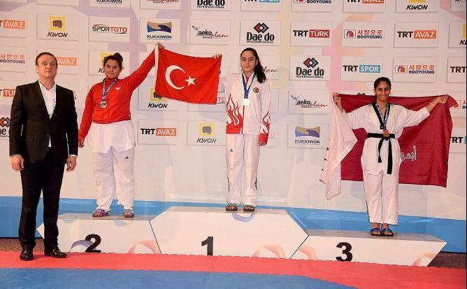 Maltepe'nin 'Altın gençleri'olimpiyat yolunda